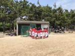 兵庫播磨リトルリーグとオープン戦を行いました!